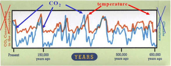 how to show suddent temp change on concentration time graph