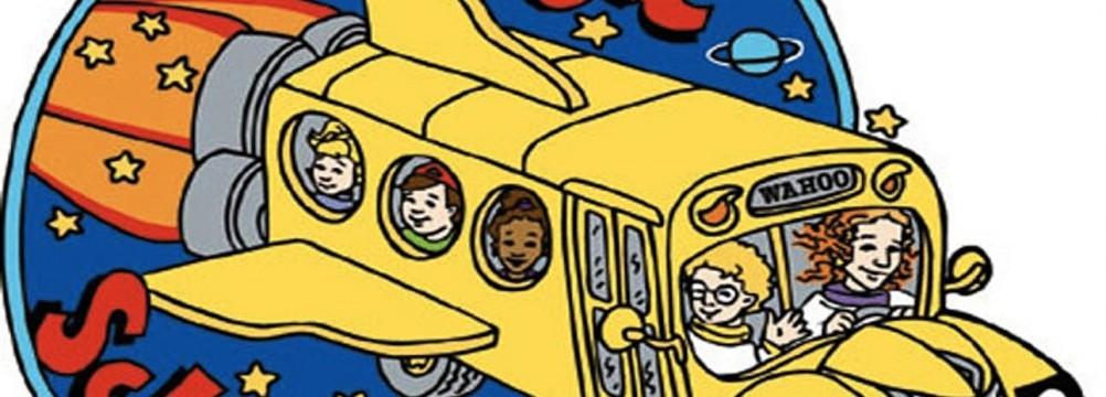 Magic School Bus Png The Magic School Bus Logo